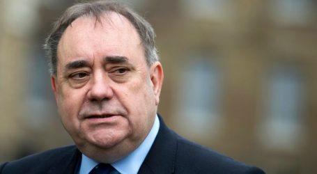 Σκοτία: Παραιτήθηκε από το κόμμα του ο πρώην πρωθυπουργός, Σάλμοντ