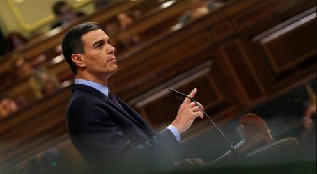 Ισπανία: Έλαβε ψήφο εμπιστοσύνης η κυβέρνηση Σάντσεθ