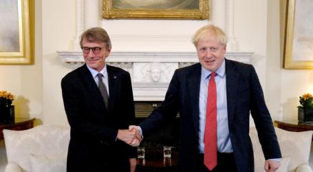 Brexit | Σασόλι μετά τη συνάντηση με Τζόνσον: «Υπάρχουν δύο επιλογές, αναβολή ή καμία συμφωνία»