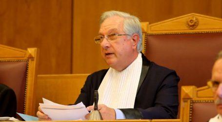 Απειλητική επιστολή κατά τέως προέδρου του ΣτΕ Σακελλαρίου