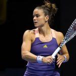 Η ελληνιδα πρωταθλητρια του τενις Μαρία Σακκαρη