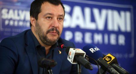 Σαλβίνι: Η Ιταλία θα πει «όχι» στη συνέχιση των οικονομικών κυρώσεων κατά της Ρωσίας