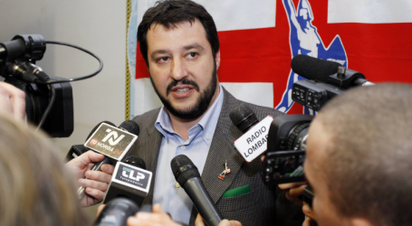 Κόντρα Σαλβίνι με Οργανισμό Κοινωνικών Ασφαλίσεων για μετανάστες και συντάξεις
