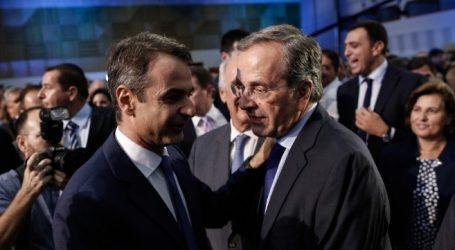 Ανησυχία στη ΝΔ για τις εντάσεις μεταξύ εσωκομματικών αντιπάλων