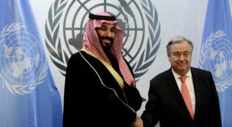 Η Σαουδική Αραβία χρηματοδοτεί πρόγραμμα βοήθειας του ΟΗΕ για την Υεμένη