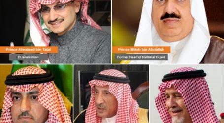 Συνελήφθησαν 11 πρίγκιπες στη Σαουδική Αραβία