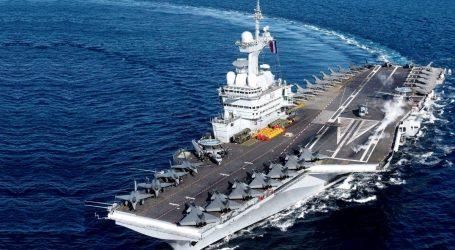 Γαλλία: Τουρκική φρεγάτα συνόδευσε φορτηγό πλοίο που μετέφερε θωρακισμένα άρματα μεταφοράς προσωπικού στη Λιβύη