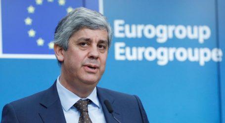 Σεντένο: Η ελληνική πλευρά ενημέρωσε σήμερα το eurogroup για το πακέτο των μέτρων που εξήγγειλε η κυβέρνηση