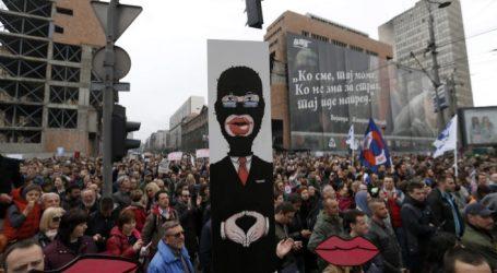 Σερβία: Νέες διαδηλώσεις κατά του Βούτσιτς