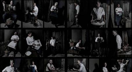 Διάσημοι σεφ του Λονδίνου φωτογραφήθηκαν για καλό σκοπό