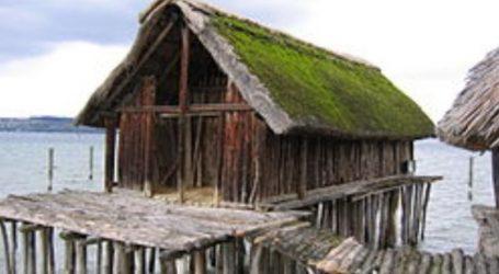 Σλοβενία: Η προϊστορική ζωή σε ξύλινες κατοικίες, αντικείμενο έκθεσης