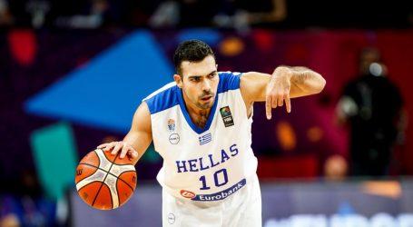 Μουντομπάσκετ | Σλούκας: Είμαι έτοιμος και είμαι χαρούμενος