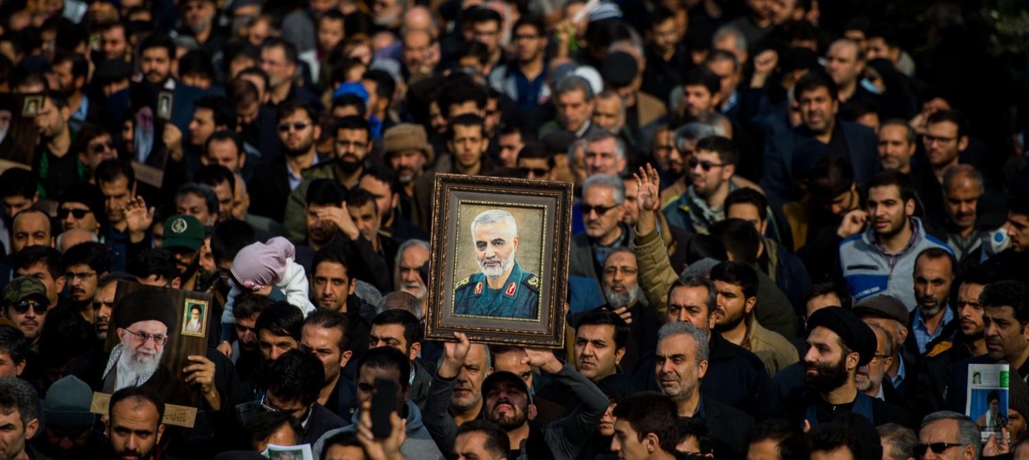 Άμεσος κίνδυνος ανάφλεξης στη Μέση Ανατολή – Τι σηματοδοτεί η εξόντωση Σουλεϊμανί
