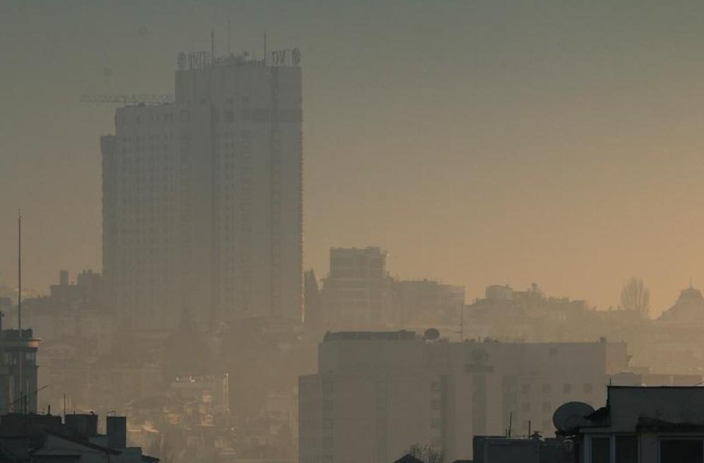 """""""Συναγερμός"""" για την ατμοσφαιρική ρύπανση στη Σόφια"""