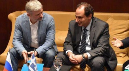 Ενισχύεται η συνεργασία Ελλάδας – Ρωσίας στον τομέα των Υποδομών και των Μεταφορών