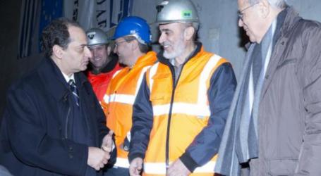 Μετρό Θεσσαλονίκης | Σπίρτζης: Έως 1,3 δισ. ευρώ το κόστος των δύο επεκτάσεων προς τα Δυτικά