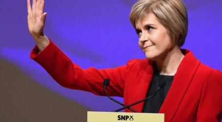 Κατά της συμφωνίας για το Brexit η πρωθυπουργός της Σκοτίας