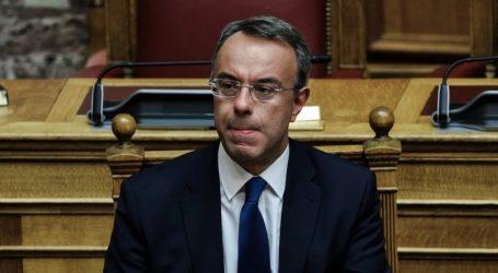 Απάντηση Σταϊκούρα σε Τσακαλώτο για τον προϋπολογισμό