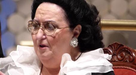 Πέθανε η Μονσεράτ Καμπαγιέ