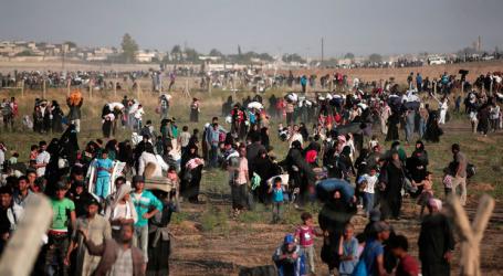 Συρία: Η τουρκική επίθεση έχει προκαλέσει τον εκτοπισμό 300.000 ανθρώπων