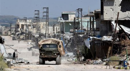 Η Ρωσία παρακολουθεί στενά την κατάσταση μετά την ανακοίνωση της Άγκυρας για τη δημιουργία «ασφαλούς ζώνης»