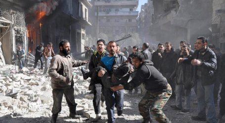 Συρία: Τουλάχιστον 27 άμαχοι σκοτώθηκαν από βομβαρδισμούς αντικαθεστικών