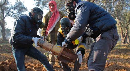 Συρία | Οι επιθεωρητές του ΟΑΧΟ συνέλεξαν δείγματα από τον τόπο της χημικής επίθεσης στην Ντούμα