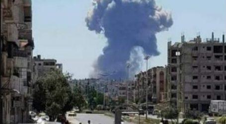 """Συρία: """"Νεκροί και τραυματίες"""" από έκρηξη στη Δαμασκό"""