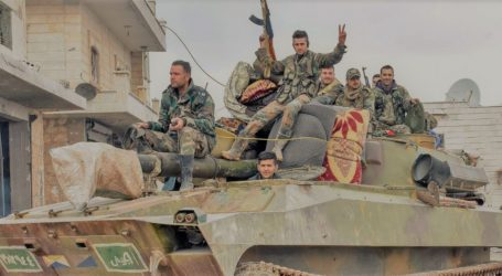 Συρία: Οι δυνάμεις του Άσαντ ανακατέλαβαν 600 τετραγωνικά χλμ.