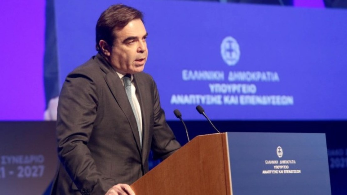 Σχοινάς: Η Ελλάδα θα λάβει ικανοποιητικούς πόρους από το νέο ΕΣΠΑ 2021-2027