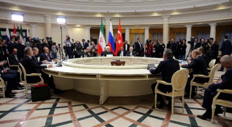 Συνάντηση ΥΠΕΞ Ρωσίας, Τουρκίας και Ιράν στη Μόσχα με θέμα τη Συρία