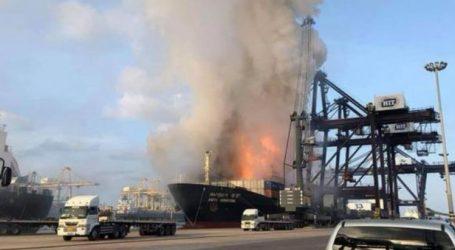 Ταϊλάνδη: Φωτιά σε πλοίο με χημικά – Περισσότεροι από 130 άνθρωποι μεταφέρθηκαν στο νοσοκομείο