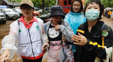 Ταϊλάνδη: Ποδοσφαιρική ομάδα εφήβων εγκλωβίστηκε σε πλημμυρισμένη σπηλιά