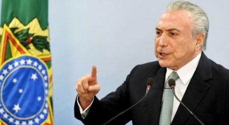 Βραζιλία: Το 39% απορρίπτει την κυβέρνηση του προέδρου Τέμερ