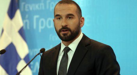 Τζανακόπουλος: Βαρύτατα εκτεθειμένος ο Μητσοτάκης