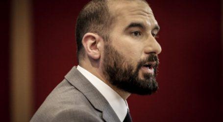 Τζανακόπουλος: Η πολιτική Μητσοτάκη για το ονοματολογικό νομιμοποιεί τα περιθωριακά φαινόμενα