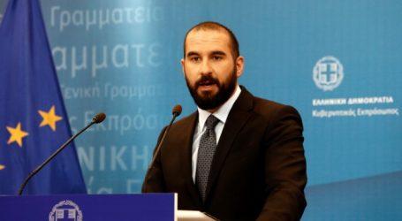 Τζανακόπουλος: Η έκδοση 10ετούς ομολόγου αποτελεί ορόσημο για την αποκατάσταση της εμπιστοσύνης