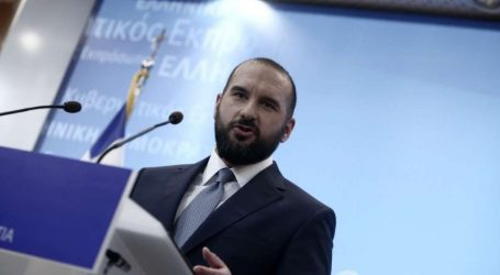 Τζανακόπουλος: Η ΝΔ παίζει μικροπολιτικά παιχνίδια με τα εθνικά θέματα