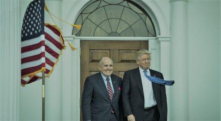 ΗΠΑ | Υπόθεση Ουκρανίας: Απόρρητη κατάθεση «δείχνει» τον Ρούντι Τζιουλιάνι