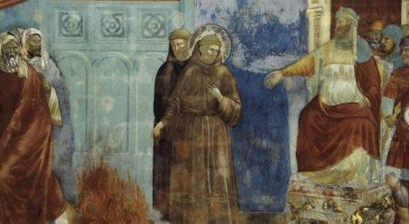 Σε νωπογραφία του Τζιότο με τον Άγιο Φραγκίσκο εντοπίστηκε νέος δαίμονας