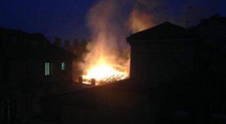 Ιταλία: Στις φλόγες ιστορικό κτηριακό συγκρότημα στο Τορίνο