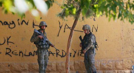 Δύο Τούρκοι στρατιώτες νεκροί σε επίθεση κοντά στα σύνορα με τη Συρία