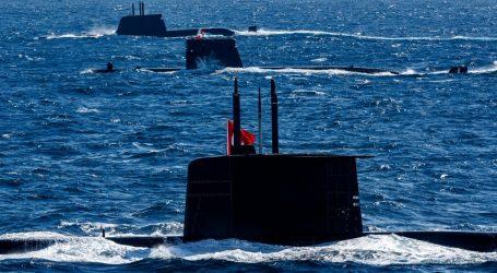 Στο λιμάνι της Κερύνειας αγκυροβόλησε το υποβρύχιο Gür S-357