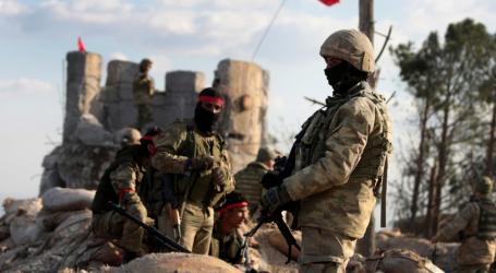 [UPD] Bloomberg: Οι τουρκικές ένοπλες δυνάμεις άρχισαν να εισβάλουν στην Συρία