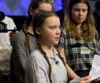 Τούνμπεργκ: Πρέπει να φέρουμε την επιστήμη στη συζήτηση