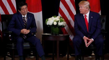 Τραμπ και Άμπε συζήτησαν για τη Βόρεια Κορέα και το Ιράν