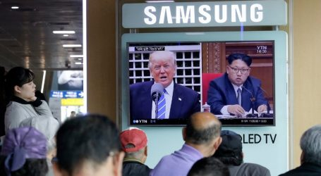 Η Πιονγκγιάνγκ απειλεί να ματαιώσει τη σύνοδο κορυφής με τον Τραμπ