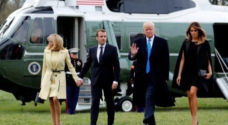Τραμπ: Θα προτιμούσαμε να συνδιαλεγόμαστε απευθείας με τη Γαλλία, και όχι με την ΕΕ