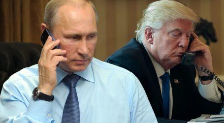 Τηλεφωνική επικοινωνία Τραμπ- Πούτιν