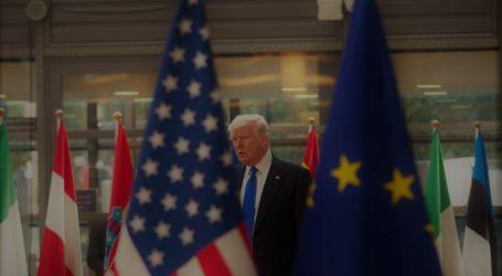 Τραμπ κατά πάντων: Η ΕΕ να «συμμαζευτεί» στο θέμα του εμπορίου – Το Ιράν σκοτώνει χιλιάδες ανθρώπους
